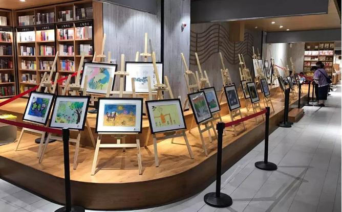 婷婷诗教·城市巡回诗画展|最传统的六一儿童节